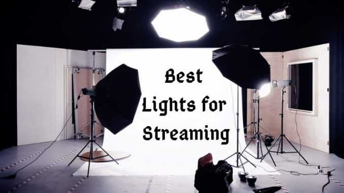Best Lights for Twitch Streaming