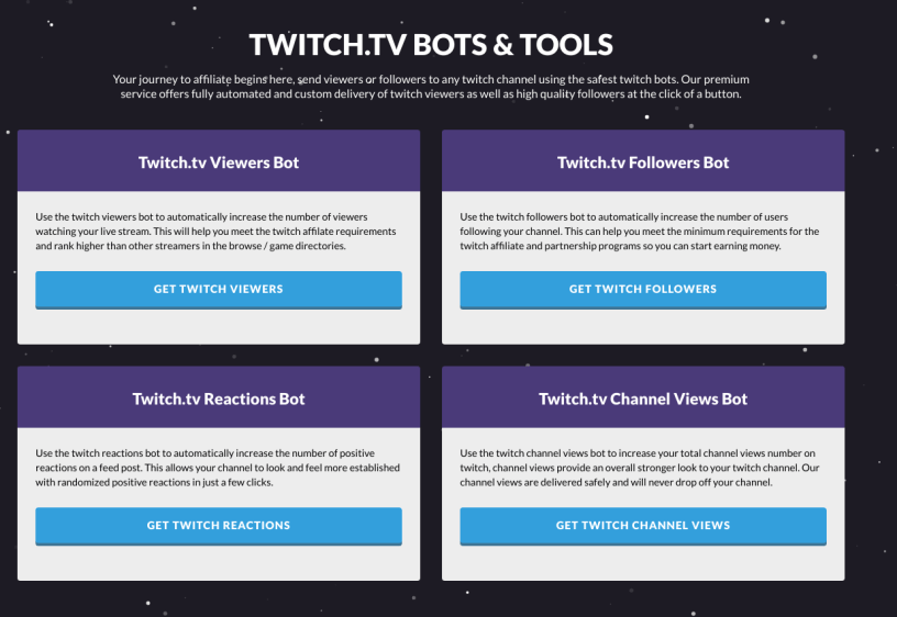 How to Get Your First Twitch Viewers