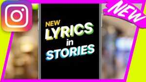 Lyrics in Instagram Stories – Best Practices