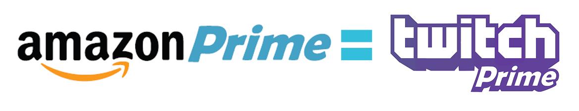 amazon prime + twitch prime