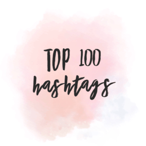 TOP–100 Instagram Hashtags 2020
