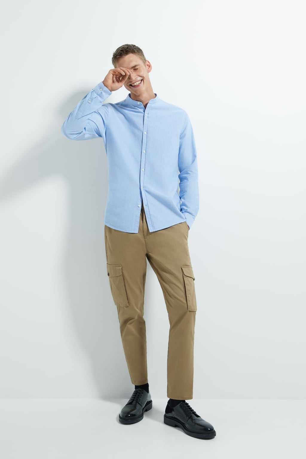Zara shirt men