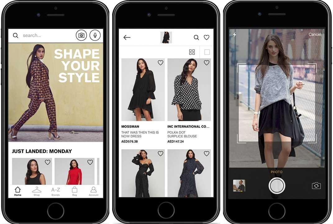 clothes pics iphone