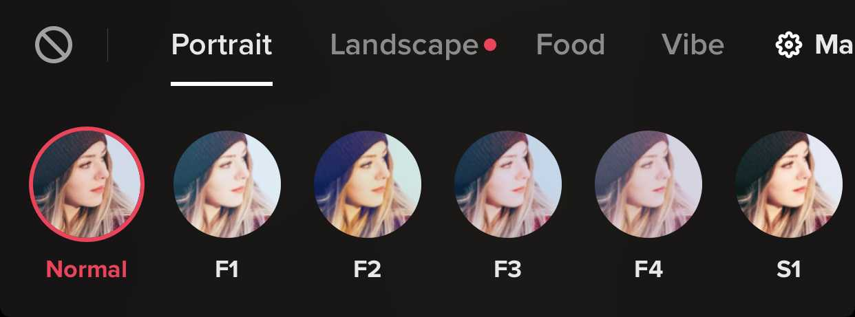 Best Tiktok Filters To Use In 2021 Onetwostream