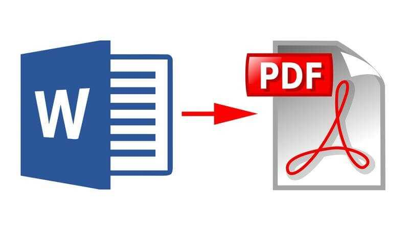 convert word doc to pdf file
